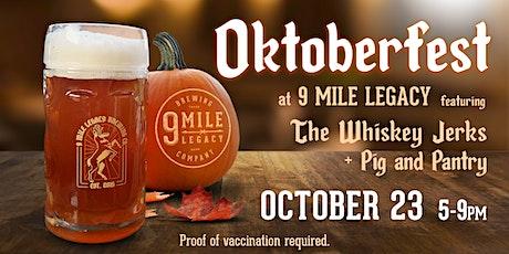 9ML Oktoberfest - Ein Prosit! tickets