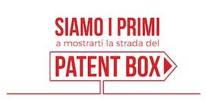 [29/10/2015] Patent Road - Il roadshow del Patent Box...