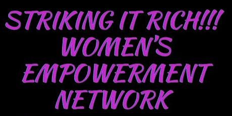 Striking It Rich! Women's Empowerment Networking Brunch tickets