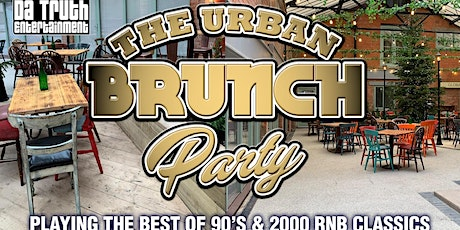 The Urban Brunch Party tickets