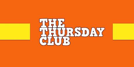 Comedians Comedy Club - THE THURSDAY CLUB tickets