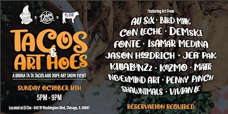 A Dope Art Show ft. Birria Ta-Ta-Tacos tickets