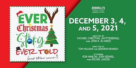 Community Theatre presents Every Christmas Story Ever Told (and then some!) tickets