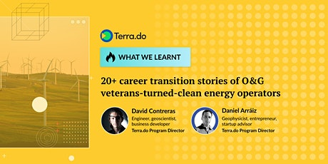 Insights from O&G-to-Clean Energy Career Transitions tickets
