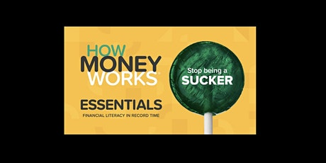 How Money Works Master Class tickets