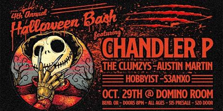 Chandler P's 4th Annual Halloween Bash tickets