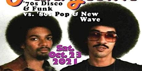 Funkytown!  70s Disco & Funk .vs. 80s New Wave & Pop tickets
