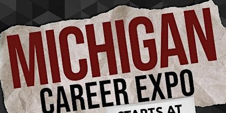Michigan Career Expo - November 30, 2021 tickets