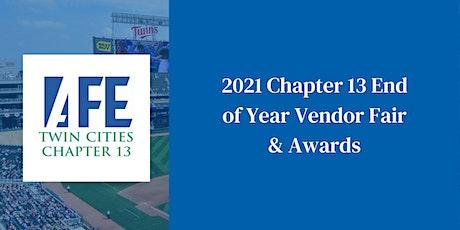 AFE Chapter 13 2021 Vendor Fair & Awards tickets