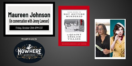 Maureen Johnson in conversation with Jenny Lawson tickets
