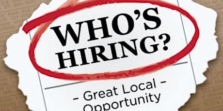 Detroit Job Fair - October 28, 2021 tickets