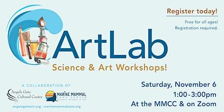 ArtLab - Art & Science Workshop tickets