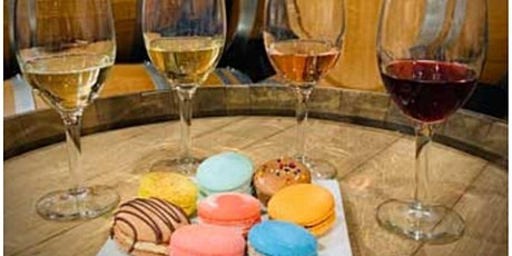 Fall wine and macaron pairing tickets