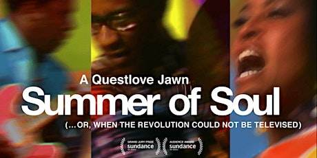 Films at the Schomburg: Summer of Soul tickets