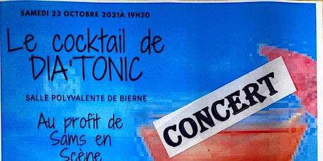 Concert Cocktail Ensemble Vocal Dia Tonic tickets
