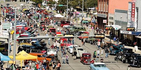 2021 Main Street Car Show tickets