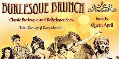 Burlesque Brunch tickets