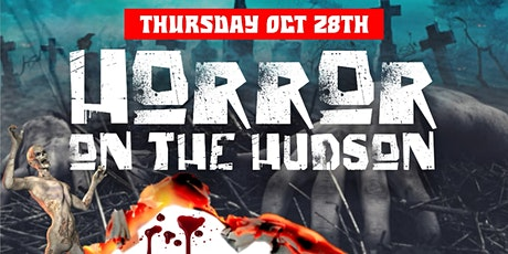 10/28 HORROR ON THE HUDSON NEW YORK CITY PARTY CRU tickets