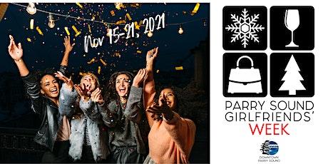 Parry Sound Girlfriends' Week tickets