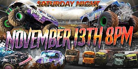 A NIGHT OF DESTRUCTION - SATURDAY NIGHT tickets