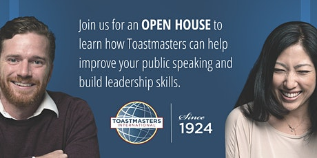 Mayo Hi-Nooners Toastmasters Open-House tickets