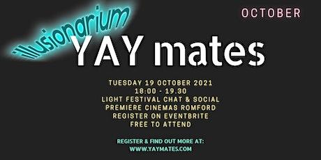 YAY mates - Illusionarium tickets