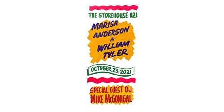 Marisa Anderson & William Tyler // Special Guest DJ: Mike McGonigal tickets