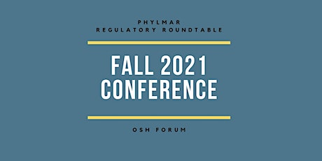 PRR Fall 2021 Virtual Conference tickets