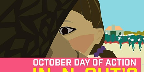 October Day of Action: In-N-Out's Squid Game tickets