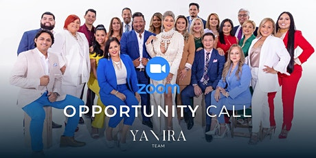 Opportunity Zoom Call tickets