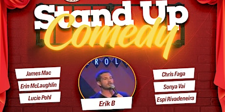 Mulligans October Stand Up Comedy Show tickets
