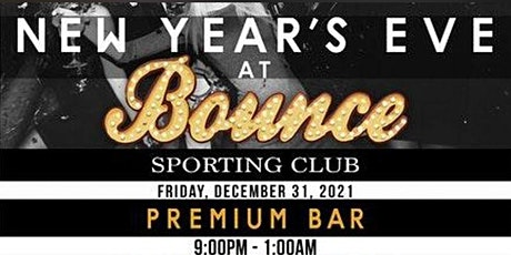 Bounce Chicago New Years Eve Party 2022 tickets