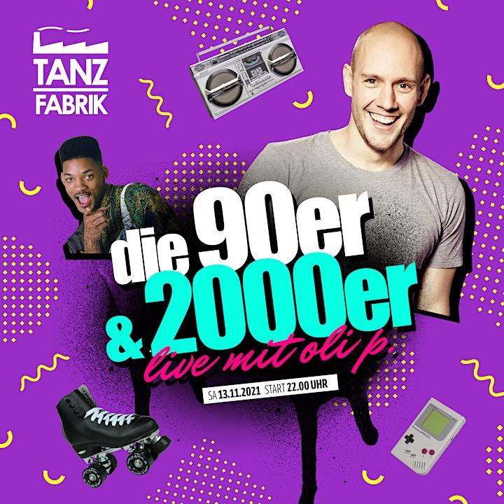 90er & 2000er mit Oli P. in der Tanzfabrik Remscheid: Bild