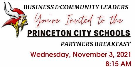 Business & Community Partners Breakfast tickets