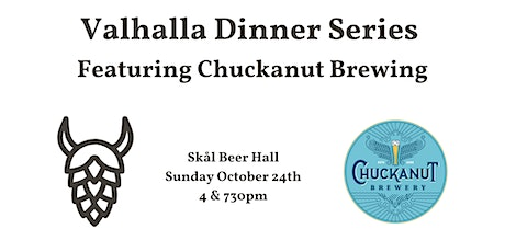 Valhalla Dinner Series Featuring Chuckanut Brewing (730pm Seating) tickets