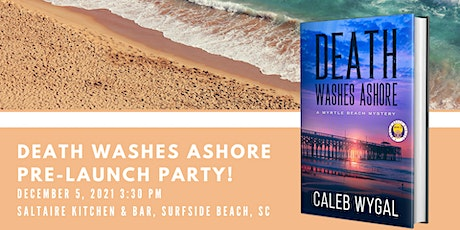 Death Washes Ashore Pre-Launch Party! tickets