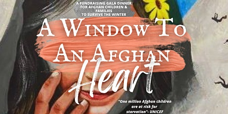 A Window To An Afghan Heart tickets