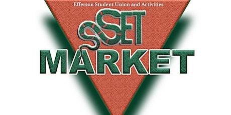 Set Market Vendors, October 21st, 2021 Update tickets