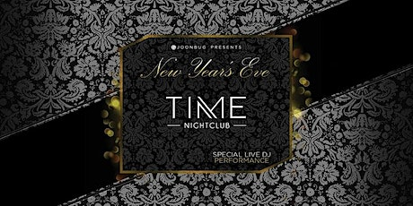 TIME Nightclub New Years Eve 2022 Party tickets