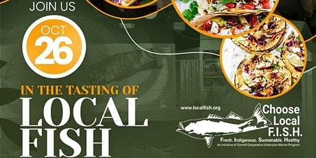 Taco Tuesday! featuring Long Island Local Fish tickets