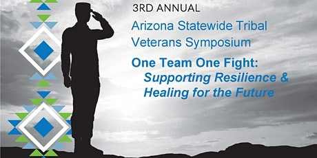 3rd Annual Statewide Tribal Veteran Symposium tickets