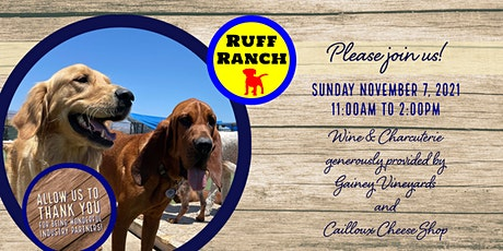 The Ruff Ranch: Thank you to Our Industry Partners! tickets