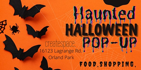 Haunted Halloween Pop-Up tickets