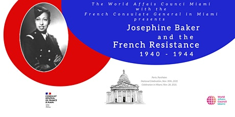 Josephine Baker and the French Resistance: 1940 - 1944 tickets