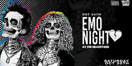 EMO Night Halloween 10/30 tickets