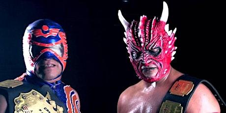 BarrioWeen! Meet Lucha Underground & Triple A Stars  Drago &  Aero Star tickets