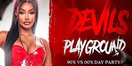 Devils Playground tickets