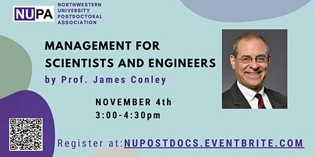 Management for Scientists and Engineers- Hybrid event tickets