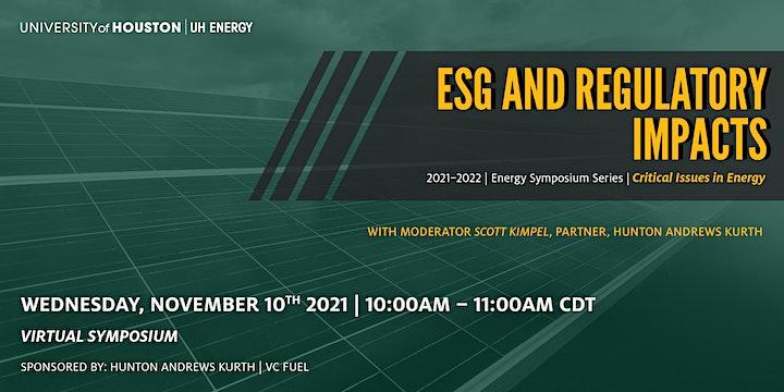 CCME Symposium - Energy Transition Investing  Webinar Series image