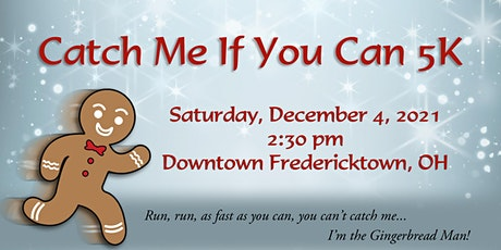 Catch Me If You Can 5K tickets